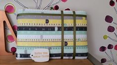 Fabric Noticeboardfabric memo boardTape by Undertherowantrees