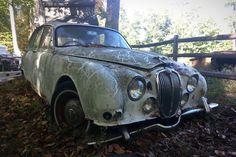 BF Exclusive: 1962 Jaguar S-Type - http://barnfinds.com/bf-exclusive-1962-jaguar-s-type/