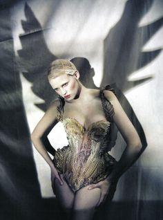 Angels & Demons Editorials : Italian Vogue March 2010