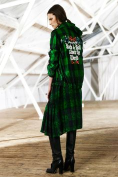 Preen Line | Fall 2014 Ready-to-Wear Collection | Style.com #NYFW