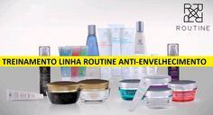 HINODE LINHA ROUTINE - Treinamento COMPLETO da Linha Anti-Envelhecimento...