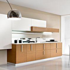 Modelo Cocina Integral 1 Autocad, Divider, Room, Furniture, Home Decor, Modern Kitchens, Lowes Kitchen Cabinets, Decorating Kitchen, Kitchen Furniture