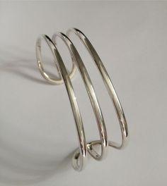 silver cuff fashion bracelet jewellery  925 sterling silver jewelry  wholesale