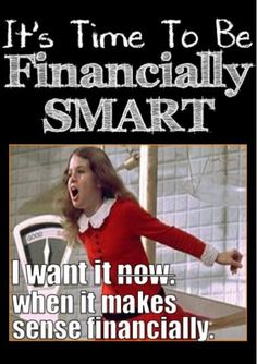 It's Time to Be Financially Smart - How to teach financial responsibility in the classroom.