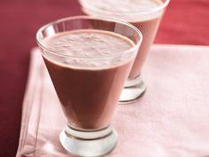 Chocolate-Raspberry Smoothies Recipe