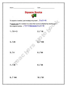 Worksheets Multiplying Square Roots Worksheet simplifying square roots the ojays and children i have searched could not find any simple root worksheets