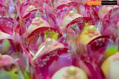 Docinhos de damasco com pérolas comestiveis da Glacê
