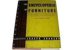 The 60's Encyclopedia of Furniture..fun
