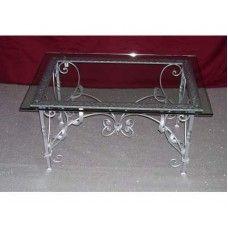 Tavolo Tavolino in FERRO BATTUTO . Realizzazioni Personalizzate . 637