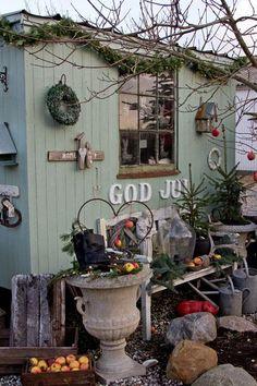 Julebolig med nostalgi og sjæl | ISABELLAS