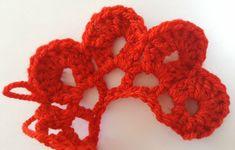 Diy Crochet, Corsage, Crochet Flowers, Crochet Earrings, Diy Crafts, Knitting, Fun, Tricot, Crocheted Flowers