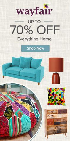 Up to 70% OFF. Everything for Home.