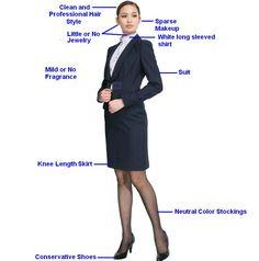 women interview attire | interview tips- dress up for success at job interview | Interview ...