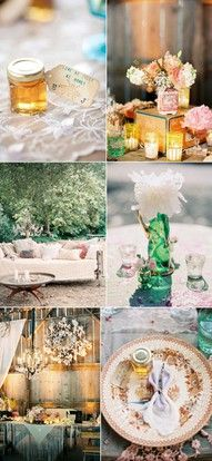 Pretty Country Wedding