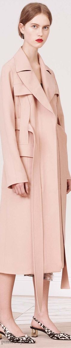 Jason Wu Pre Fall 2016 l  women fashion outfit clothing style apparel @roressclothes closet ideas