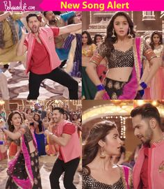 Badrinath Ki Dulhania song Aashiq Surrender Hua: Varun Dhawan and Alia Bhatt's track will get you dancing #FansnStars