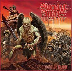 Suicidal Angels - new 2016 album with Ed Repka art