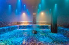 Steam Room Company ,London's Leading designers & Installer of Steam rooms.