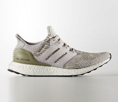adidas Ultra Boost - Olive / Copper