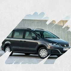 Seat Alhambra  #seat #carscratchquiz #android Car Facts, Seat Alhambra, Have Fun, Android, This Or That Questions, Game, Gaming, Toy, Games