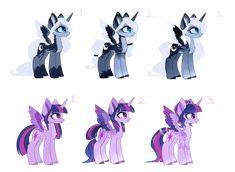 Some ideas by MagnaLuna My Little Pony Cartoon, My Little Pony Characters, My Little Pony Drawing, My Little Pony Pictures, Mlp My Little Pony, My Little Pony Friendship, Filles Equestria, Princesa Celestia, Unicornios Wallpaper