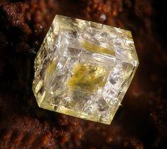 Natropharmacoalumite, NaAl4[(OH)4(AsO4)3].4H2O - María Josefa Mine, Rodalquilar, Níjar, Almería, Andalusia, Spain