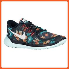 9103693bdf1f Nike Men s Free 5.0 Photosynthesis Pack Running Shoes Floral Print (9.5) - Athletic  shoes