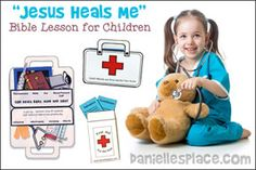 """Jesus Heals Me"" - Doctor and Paramedic -Theme"
