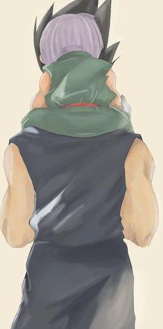 |★| Vegeta & Trunks |亀|