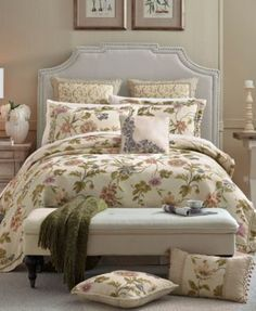 Shabby Chic Ireland: Romantic Shabby Chic - Bedrooms | camere da ...