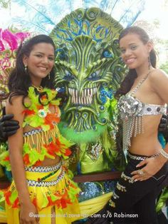 | Dominican Republic Carnival Pictures