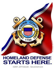 Semper Paratus- United States Coast Guard