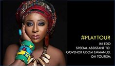 Join #Nollywood Actress and Special Assistant to Governor Udom Emmanuel on Tourism Ini Edo on the #PlayTour Bus to Government House Uyo; Le Meridien Ibom Hotels Akwa Ibom International Stadium 4 Points by Sheraton Hotel Ikot Ekpene Ibeno Beach this Saturday 30th April 2016 by 9am.  Take off point Play Terrace Lounge and Bar Uyo. Tickets N5000 (Refreshments  Games  Exclusive Photo-shoot at Tour sites). After party at Play Terrace Lounge and Bar. Only 30 tickets are now available! Call David…