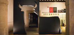 La casa donde vive el auténtico toro de Osborne | Hit Cooking #hitcooking #bewimit http://hitcooking.com/empresas/la-casa-donde-vive-el-autentico-toro-de-osborne