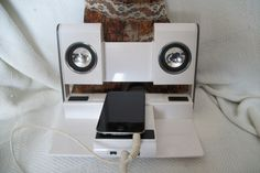 ✿  ◕‿◕✿ Awesome Sentry MP3 or IPOD Potable Folding Speaker System✿  ◕‿◕✿