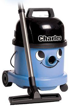 "Wet Vacuum WV 370: ""CHARLES"" wet vacuum"