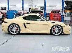 Resultado de imagem para Porsche Cayman Wide Body Kit