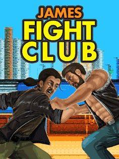 Juego JAR james fight club para celular