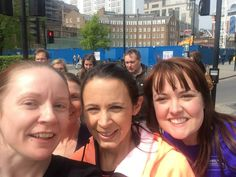 So: this actually happened! Lunchtime run with our running superhero @jopavey #boostlondon @RunningWorks