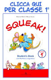 Squeak! online: inglese per la scuola primaria
