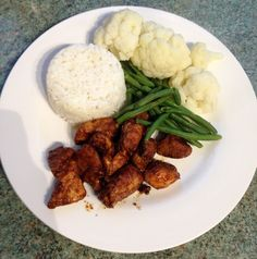 Slimming World Low Syn Sticky Chicken Sticky Chicken, Muffin Top, Slimming World, Food, Hoods, Meals