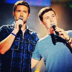 Josh turner and Scotty mccreery