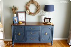 Annie Sloan Chalk Paint Vs. DIY Chalk Paint | Domestic Perspectives
