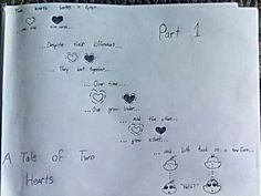A Tale of Two Hearts Pt 1 /Official Animator drawn comic/ #dipitorigins #Bop #Widget #theanimatorhasarrived