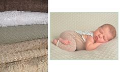 Newborn Photography Beanbag Fabric from Roses and Ruffles with a photo by Kimberly Hatch Photography