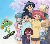 most of the Sgt. Frog characters. :D
