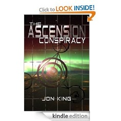 The Ascension Conspiracy by Jon King - 5.0 stars (2 reviews) - 447 pages - $2.99
