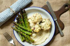 Tofu, Asparagus, Vegetables, Studs, Vegetable Recipes, Veggies