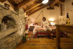 Chambre D'Hotes Bionaz Val D'Aosta Camera romantica Vacanza Aosta