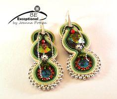 Earrings Colourness